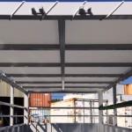 10ft家畜運搬コンテナ が活躍 小型フェリー対応