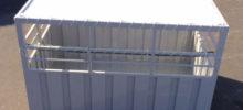 家畜運搬用コンテナ 12フィート