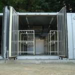 栽培用コンテナ 保湿機能を備えた栽培用にコンテナが活躍