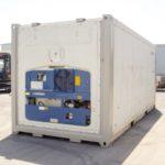 冷蔵ユニット20ftリーファーコンテナ
